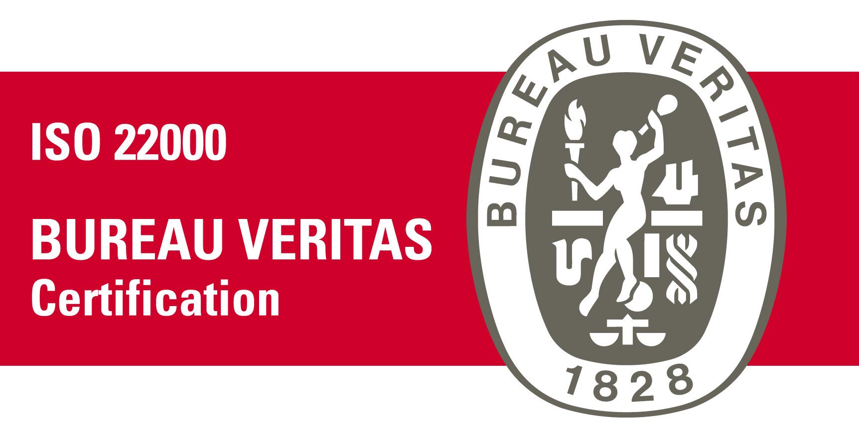 Logo ISO 22 000