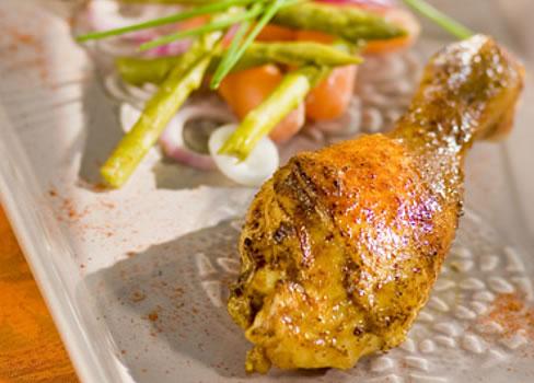 recette poulet tandoori poulet grill. Black Bedroom Furniture Sets. Home Design Ideas